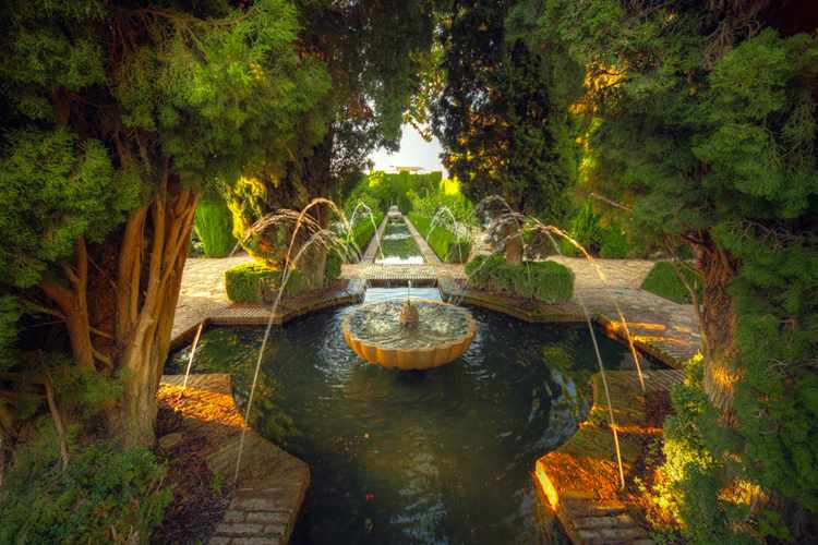 The Alhambra In 360