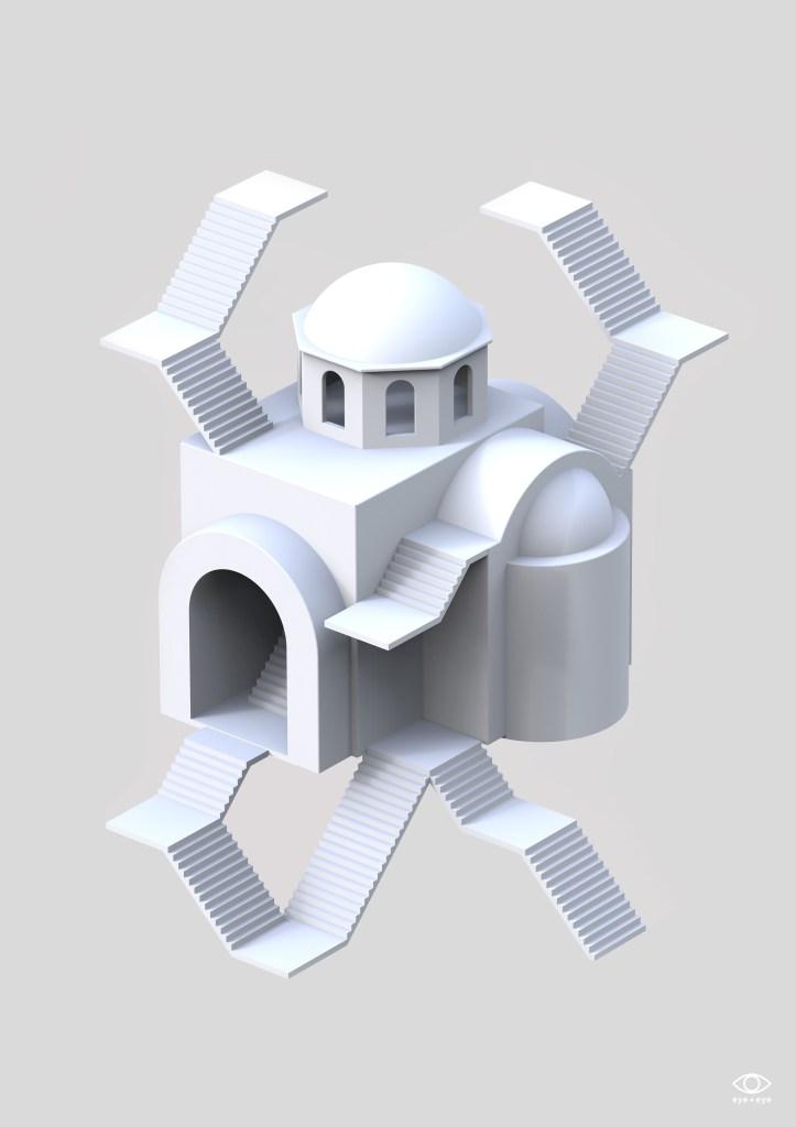 Design leviosa poster 4