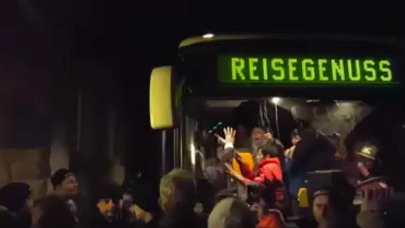 Vom besorgte Bürger über den Angstmob zum Hassmob: #Clausnitz