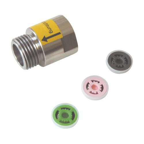 Eyeshower - Options and spare parts for safety showers
