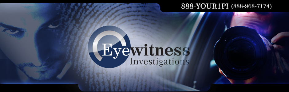 Surveillance Investigations Eyewitness Investigations - surveillance investigator