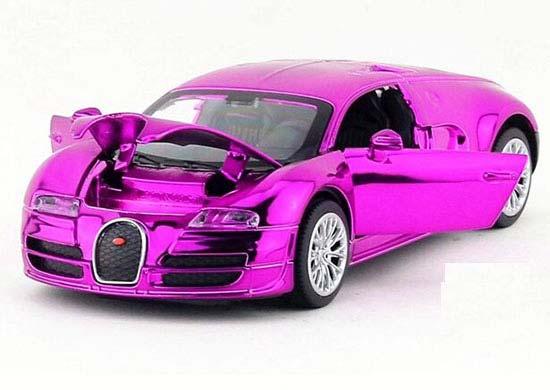 Red Golden Blue Purple 132 Scale Kids Diecast Bugatti