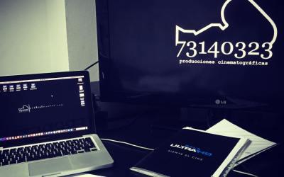 la determinación para afrontar un proyecto cinematografico