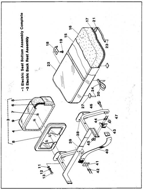 1980 chevrolet camaro interior