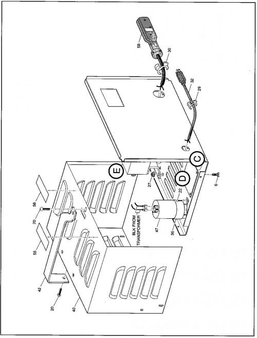 2007 ezgo 36 volt wiring diagram
