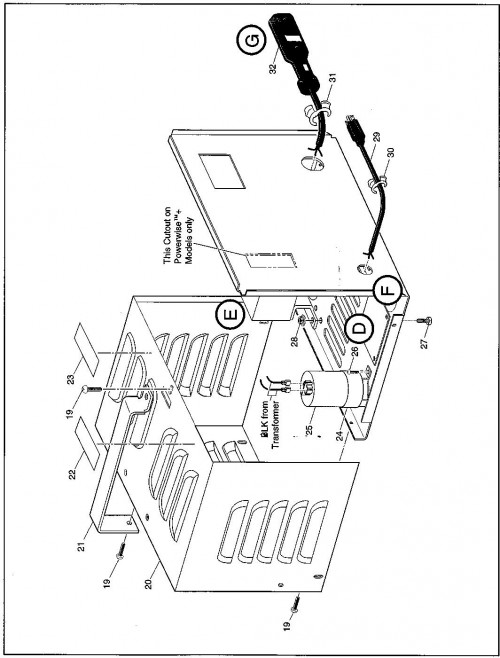 ezgo golf cart wiring diagram on ezgo 1997 dcs wiring diagram