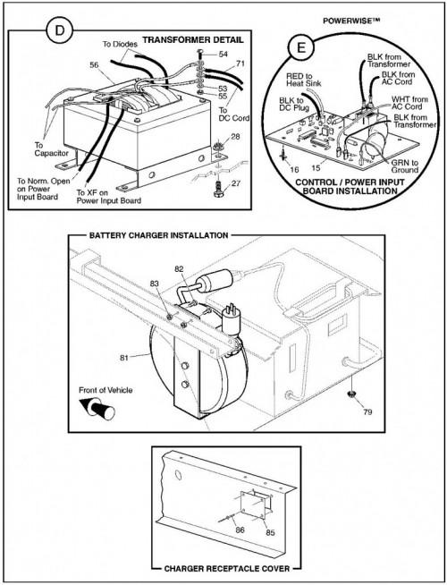 Yamaha G5 Golf Cart Wiring Diagram Yamaha g electric golf cart