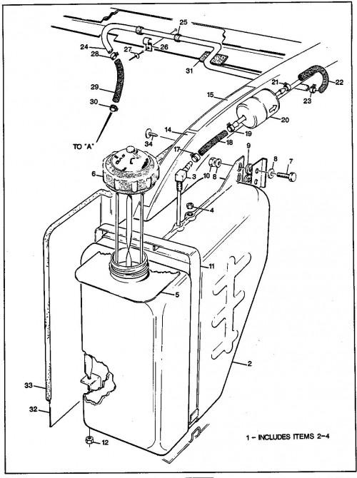 ezgo fuel gauge wiring diagram