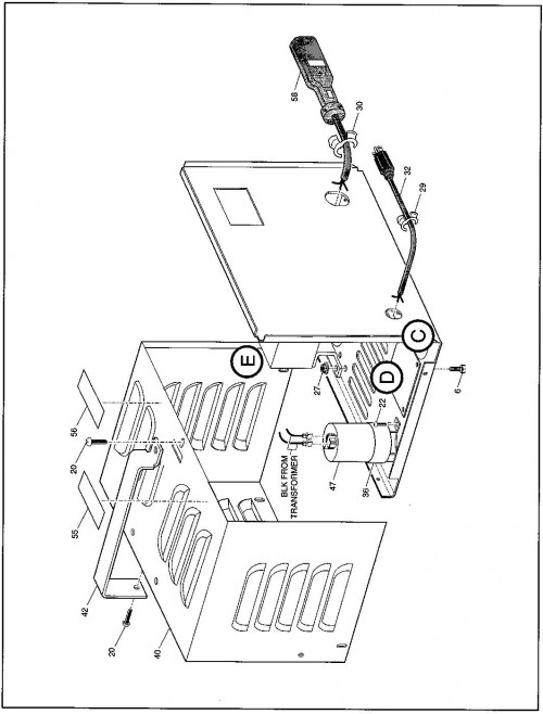 Powerwise Charger 28115g04 Wiring Diagram - Wiring Diagram And