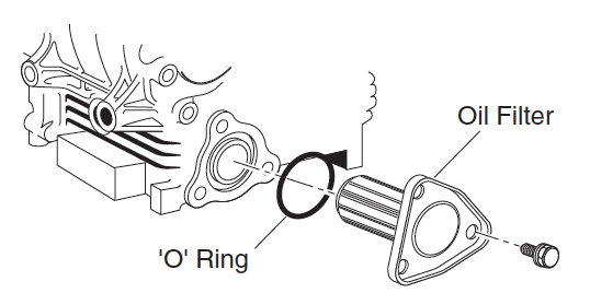 ezgo fuel filter location