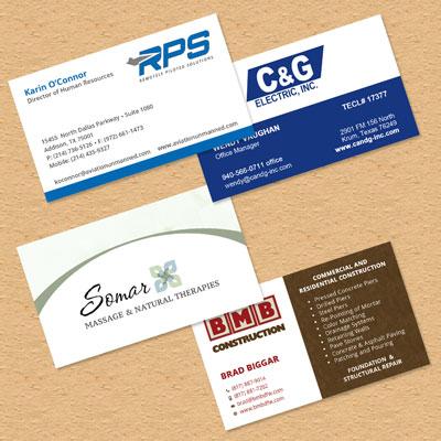 Business Cards \u2013 EZ Online Printer \u2013 Printing, Business Cards, Postcards