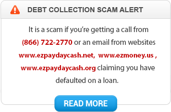 Payday Loans Online Direct Lenders - EZPaydayCash