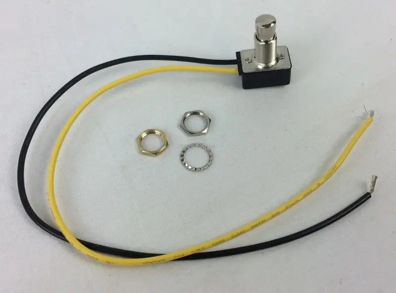 Filter Queen Vacuum ON / OFF Switch for Princess II/III, Majestic