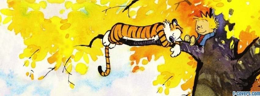 Sad Love Quotes N Wallpaper Calvin And Hobbes Facebook Cover Timeline Photo Banner For Fb
