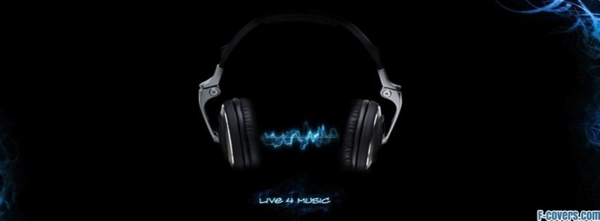 Cute Baby Girl Wallpapers With Quotes Headphones Music Facebook Cover Timeline Photo Banner For Fb