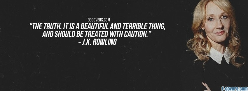 Shoot For The Moon Quote Wallpaper J K Rowling Facebook Cover Timeline Photo Banner For Fb