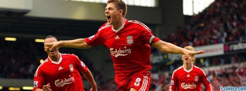 Steven Gerrard Quotes Wallpaper Soccer Facebook Covers