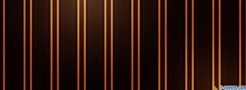 Cute Japanese Animals Wallpaper Orange Stripes Facebook Cover Timeline Photo Banner For Fb