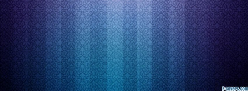 Cute Japanese Animals Wallpaper Textured Blue Stripes Facebook Cover Timeline Photo Banner