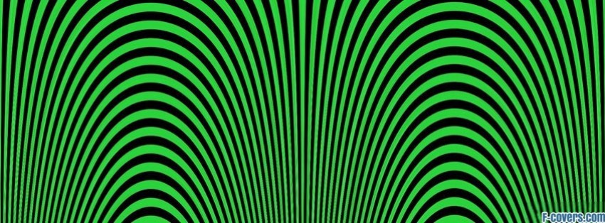Pretty Wallpapers Rose Quotes Trippy Green And Black Stripes Facebook Cover Timeline