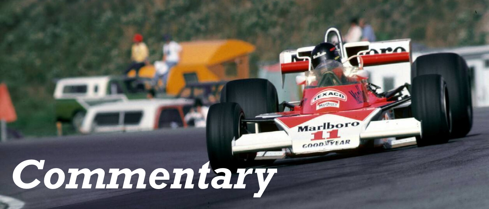 Winner James Hunt(GBR) Mclaren M23Canadian GP, Mosport Park, 3 October 1976