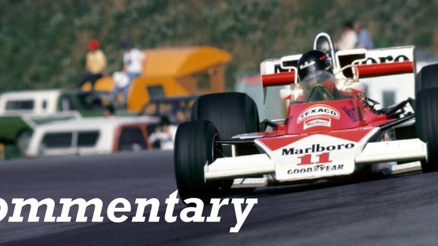 Winner James Hunt(GBR) Mclaren M23Canadian GP, Mosport Park, 3 October 1976