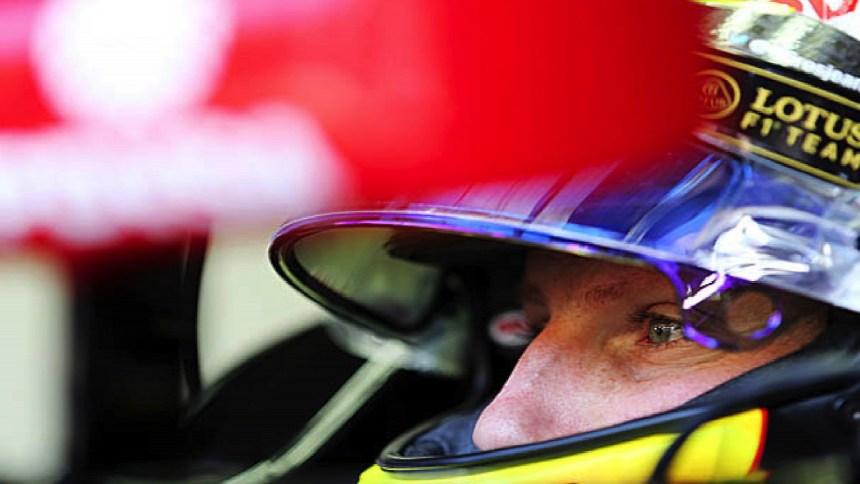 Grosjean—Sepang 2014