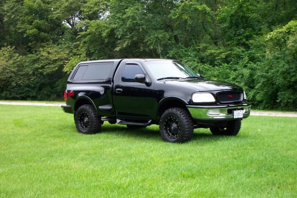 My Trucks Build Thread Ford F150 Forums Ford F