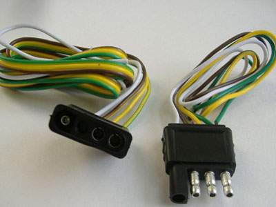 ford 7 pin trailer wiring harness fuses ford e econoline where is