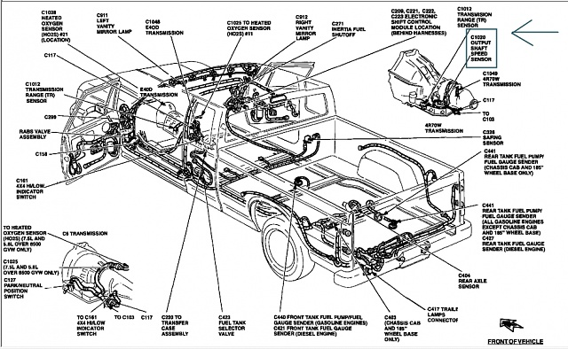 ford taurus egr wiring additionally 2002 ford taurus engine diagram
