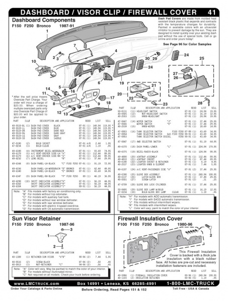 ford f150 parts diagram 2007