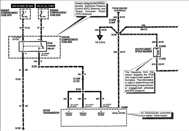 1956 chevy headlight wiring diagram