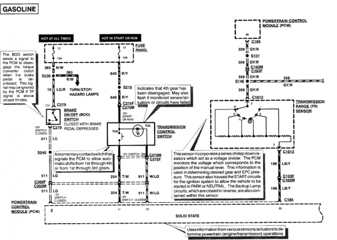 borg warner truck wiring diagram