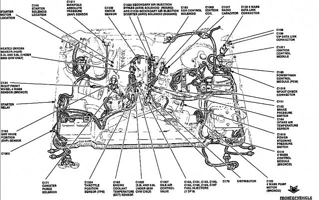 Ford F 150 4 6 Hose Diagram Online Wiring Diagram