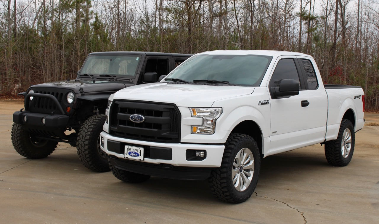 Tacoma Biggest Tires Stock Suspension Auto Electrical Wiring Diagram York Schematics Model E1rc036s06d Can I Fit 35 With F150 Leveling Kit
