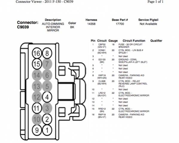 Subaru Rear View Mirror Wiring Diagram Online Wiring Diagram