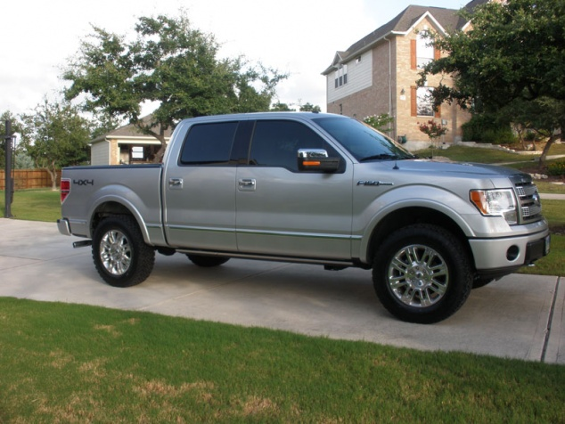 best size tire with leveling kit - Ford F150 Forum - Community of