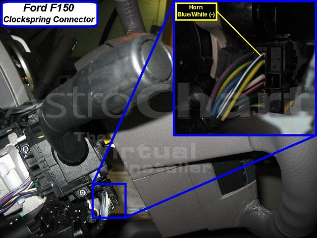 wiring diagram for 2007 ford f150