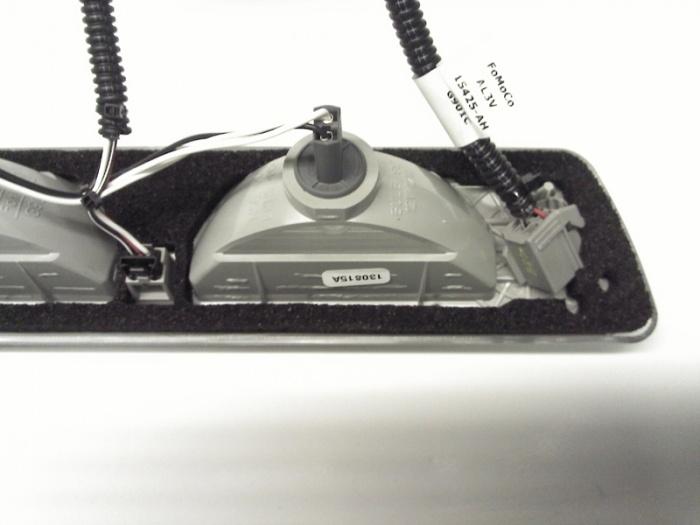 Raptor 3rd Brake Light Installed on \u002713 XLT - Ford F150 Forum