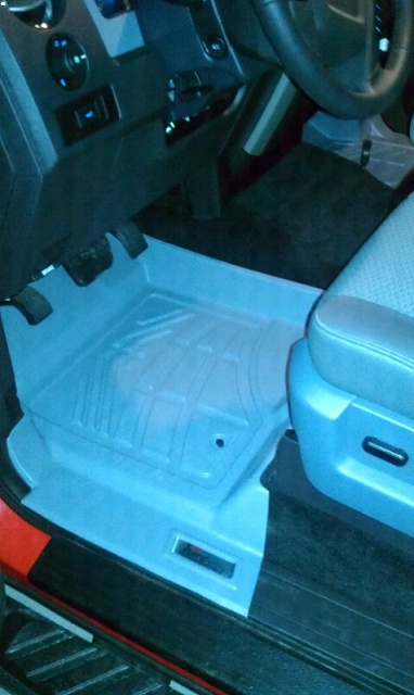 Weathertech floor mats ford f150 forum community of ford truck