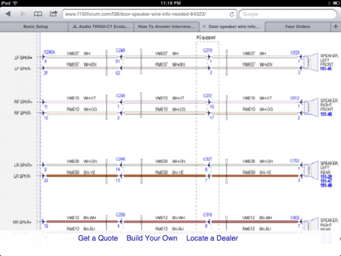 2012 F250 Radio Wire Diagram Wiring Diagram