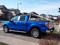 Homemade Ladder Rack - Ford F150 Forum - Community of Ford ...