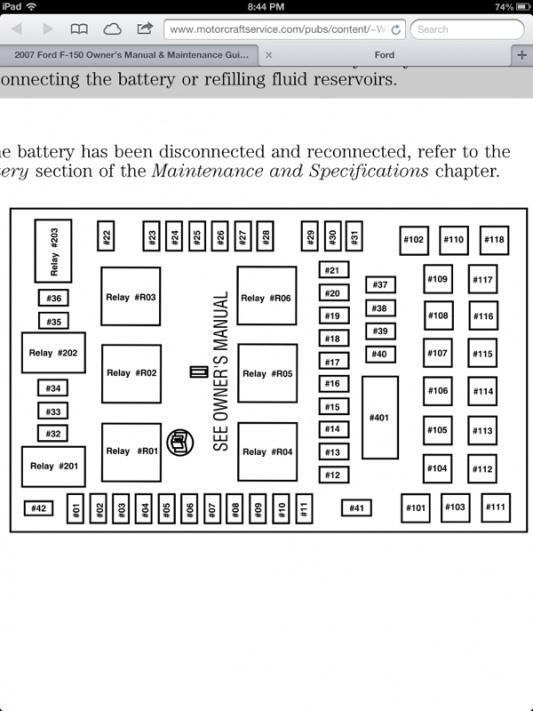 2014 f150 fog light wiring diagram