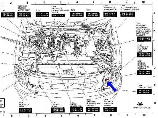 lights daytime running canada only wiring diagram