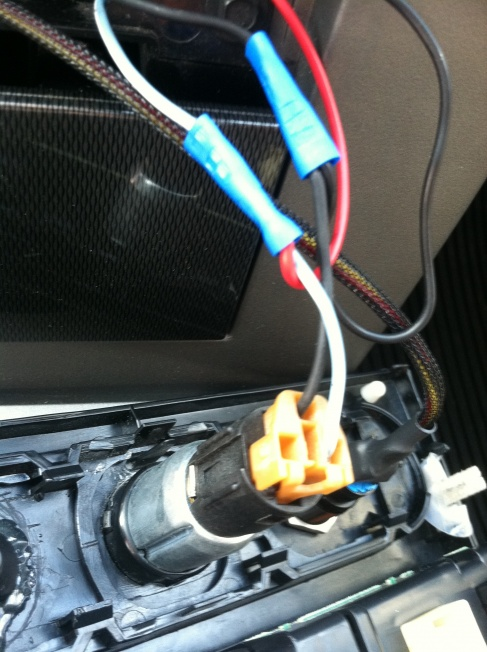 Installing your own accessory switch and USB - Ford F150 Forum