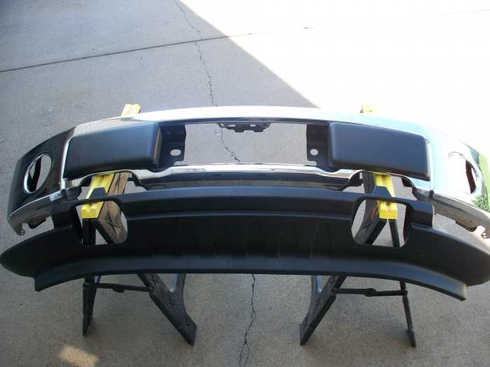 2010 Lariat Complete Front Bumper - Ford F150 Forum - Community of