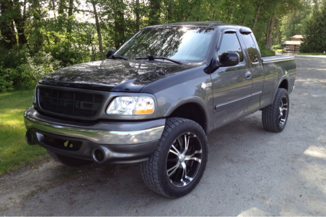 Selling My 0339 Heritage 4x4 Ford F150 Forum Community