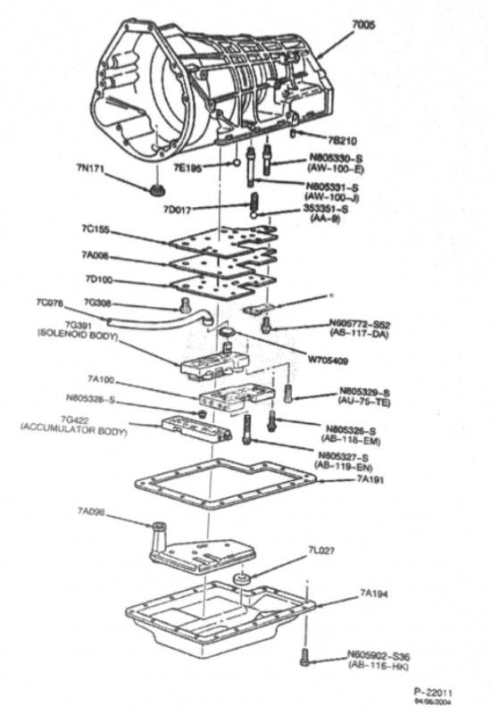 96 ford explorer spark plug wiring diagram