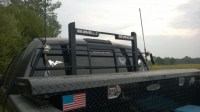Back rack with cb antenna mount - Page 2 - Ford F150 Forum ...