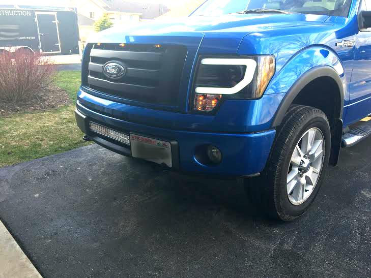 Glue to repair rear bumper trim????? - Ford F150 Forum - Community
